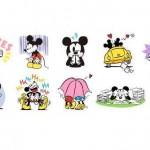 LINE ディズニーやサンリオなどのスタンプキャラクター一覧!